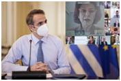 Τοποθέτηση της Π. Βρυζίδου στην Κοινοβουλευτική Ομάδα της Νέας Δημοκρατίας, παρουσία του Πρωθυπουργού κ. Κυριάκο Μητσοτάκη και έθεσε τα μεγάλα προβλήματα της Π.Ε. Κοζάνης