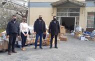 Στήριξη του Δήμου Κοζάνης στους σεισμοπαθείς της Ελασσόνας, του Τύρναβου και του Δαμασίου