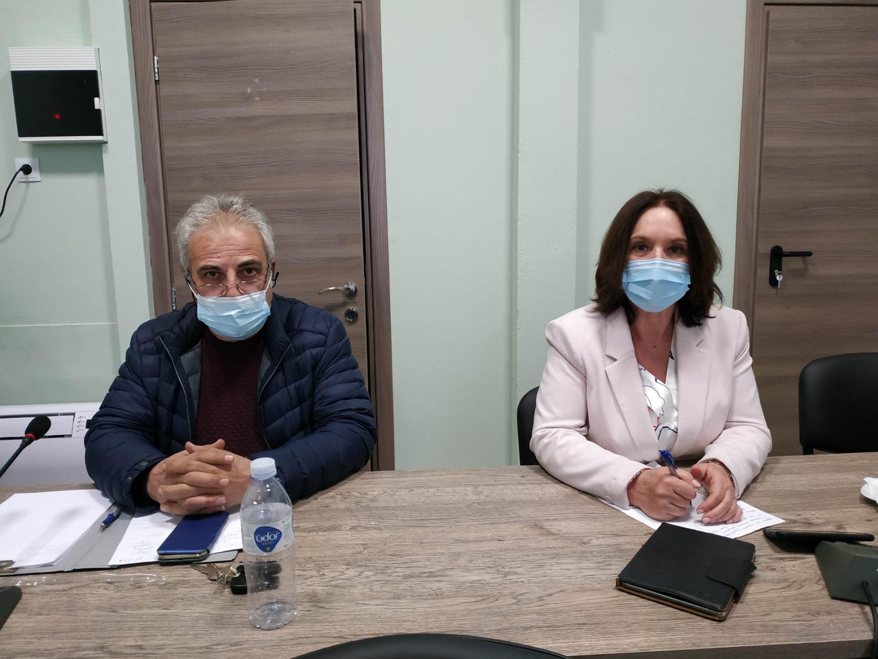 Καλλιόπη Βέττα: Οι αγρότες της Π.Ε. Κοζάνης πρέπει να αποζημιωθούν για το σύνολο της καταστροφής που υπέστησαν λόγω του πρόσφατου παγετού– Επίσκεψη στον Βελβεντό, Πύργους και Μεσόβουνο