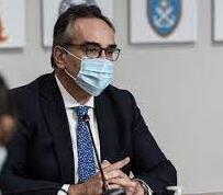 Ο υφυπουργός Υγείας Βασίλης Κοντοζαμάνης από την Κοζάνη: Υπάρχει σχέδιο για ακραίο σενάριο στην Κοζάνη… αξιοποίηση της ιδιωτικής κλινικής «Euromedica Ζωοδόχος Πηγή… πολύ καλά οργανωμένη η παθολογική κλινική του κρατικού νοσοκομείου Κοζάνης αλλά και της ΜΕΘ που ανέπτυξε γι' αυτό το σκοπό κατά τη διάρκεια της πανδημίας.
