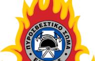 Ευχαριστήριο στην Πυροσβεστική Υπηρεσία της Π.Ε. Κοζάνης  Από την Δήμαρχο Σερβίων και τον Πρόεδρο της Τ.Κ. Πλατανορρεύματος