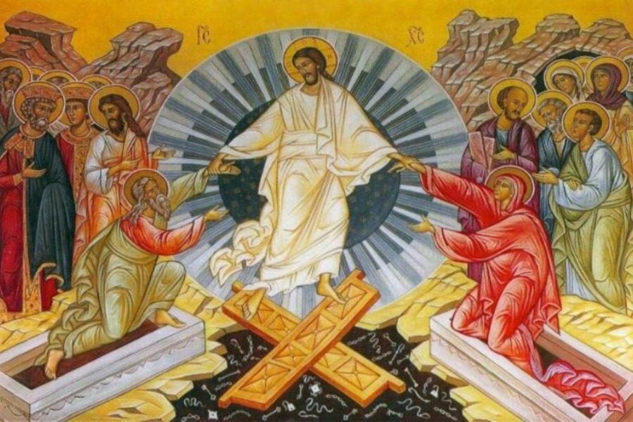 Ο ΠΛΑΝΟΣ. Η τελευταία πράξη του δράματος του Ιησού Χριστού εκτυλίχθηκε ενώπιον του αβούλου δικαστού, που τον καταδίκασε σε θάνατο κατ' απαίτηση των κατηγόρων του.