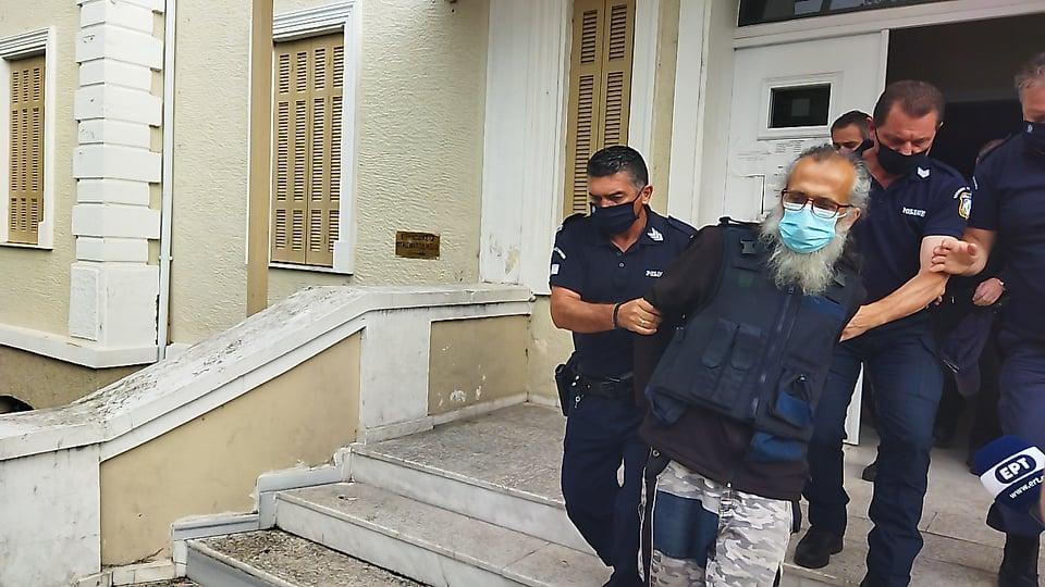 Ένοχος ο 45χρονος για τη δολοφονία του 56χρονου Πέτρου Ξανθόπουλου και την επίθεση στη ΔΟΥ Κοζάνης – Ποια η τελική ποινή -Η έξοδος από τα δικαστήρια της Φλώρινας
