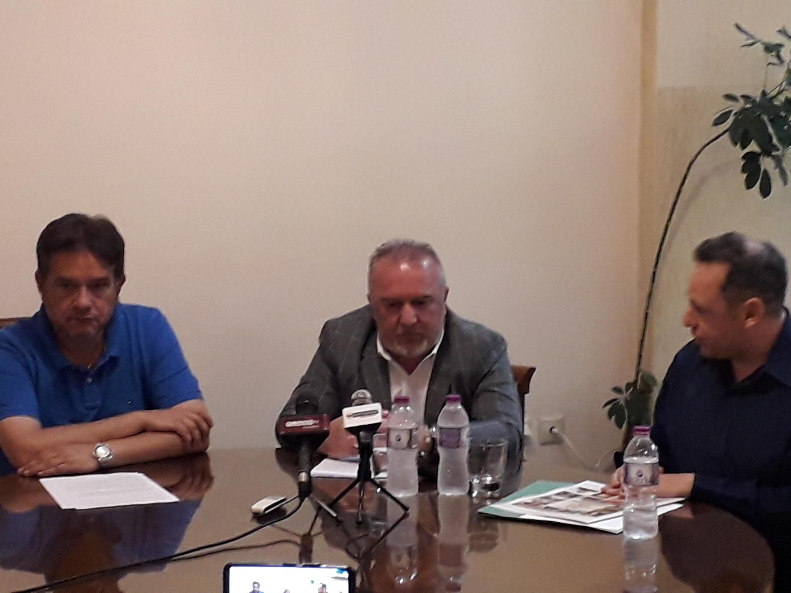 Παρουσίασε τα ονόματα και ανέλυσε το πρόγραμμά του ο συνδυασμός «Επανεκκίνηση Κοζανίτικου Ποδοσφαίρου» Σάββας Σαλτσίδης