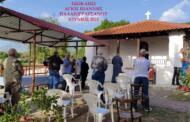 Μέσα στα πολλά της παραλίμνιας ζώνης Αλιάκμονα-Πολυφύτου, δύο πανέμορφα στους πρώτους λοφίσκους των Πιερίων ιστορικά εξωκλήσια, πανηγύρισαν τη γιορτή τους: Τα Εξωκλήσια του Αγίου Ιωάννου του Προδρόμου και του Αγίου Αθανασίου Παλαιογρατσάνου.  του παπαδάσκαλου Κωνσταντίνου Ι. Κώστα