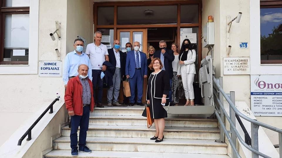 Συνεργασία Περιφέρειας Δυτικής Μακεδονίας με Υπουργείο Παιδείας για την αναβάθμιση της επαγγελματικής εκπαίδευσης και κατάρτισης στη Δυτική Μακεδονία.
