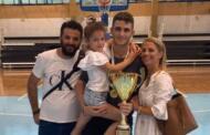 Στέφθηκε πρωταθλητής Ελλάδας ο Κοζανίτης Νίκος Σοϊλεμετζίδης με τον Προμηθέα Πατρών στο Πανελλήνιο Παίδων