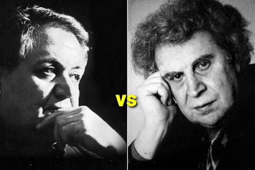 Μουσική και Πολιτική: Χατζιδάκης ο «απολιτίκ(;)» και ο αριστερός Θεοδωράκης. Ηλία Γιαννακόπουλου