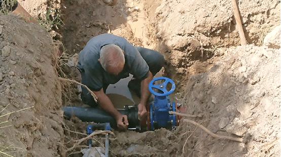 Δήμος Κοζάνης: Η εξοικονόμηση του νερού βασική προτεραιότητα.
