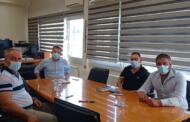 Με το νέο Διευθυντή του ΑΗΣ Αγίου Δημητρίου κ. Γρηγόριο Τσαλιάνη συναντήθηκε το Προεδρείο του ΕΚΝΚ     Στο τραπέζι όλα τα τρέχοντα ζητήματα