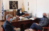 «Συντήρηση στέγης πολιτιστικού κέντρου Μεσόβουνου του Δήμου Εορδαίας».
