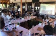 Συνάντηση και εκπαιδευτική επίσκεψη των εταίρων του έργου FRiDGE σε επιχειρήσεις τροφίμων στο Βελβεντό και στα Λεύκαρα