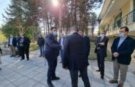 Άνοιξαν και επίσημα τις πύλες τους οι φοιτητικές εστίες του Πανεπιστημίου Δυτικής Μακεδονίας στα Γρεβενά.