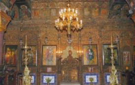 Αναπάντητα ερωτηματικά και απορίες για τον χρυσοκέντητο Επιτάφιο Θρήνο 350 χρόνων που κοσμούσε τον Μ.Ν. Αγίου Νικολάου Κοζάνης. Το χρονικό του «χαμένου» πολυτιμότατου και ανεκτίμητης αρχαιολογικής αξίας θρησκευτικού κοσμήματος… Αναπάντητα τα τρία δημοσιεύματα της εφ. ΚΟΖΑΝΗ (efkozani.gr) προς την Ι. Μητρόπολη Σερβίων-Κοζάνης… Η ΙΜ δηλώνει πως ο εν λόγω Επιτάφιος Θρήνος φυλάσσεται στο κειμηλιακό αρχείο της, αλλά…