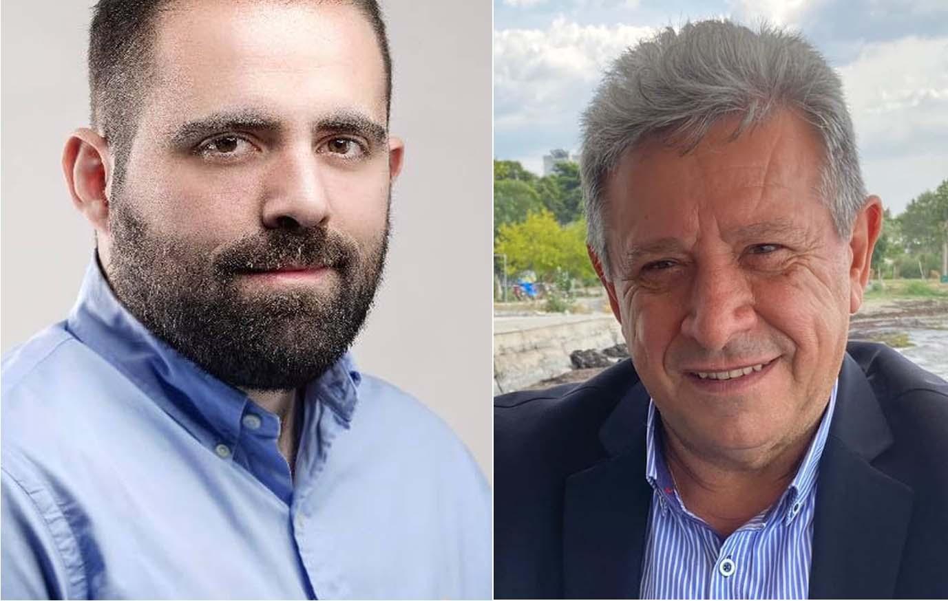 Λύσανδρος Μεταξάς και Άρης Κουρκούτας, οι «μονομάχοι» για την προεδρία της ΔΕΕΠ (Διοικούσα Επιτροπή Εκλογικής Περιφέρειας) - πρώην ΝΟΔΕ - Κοζάνης… Συσχετισμοί δυνάμεων και στηρίξεων… Υπάρχει «φαβορί» για την τελική έκβαση της «μάχης» της ψηφοφορίας;